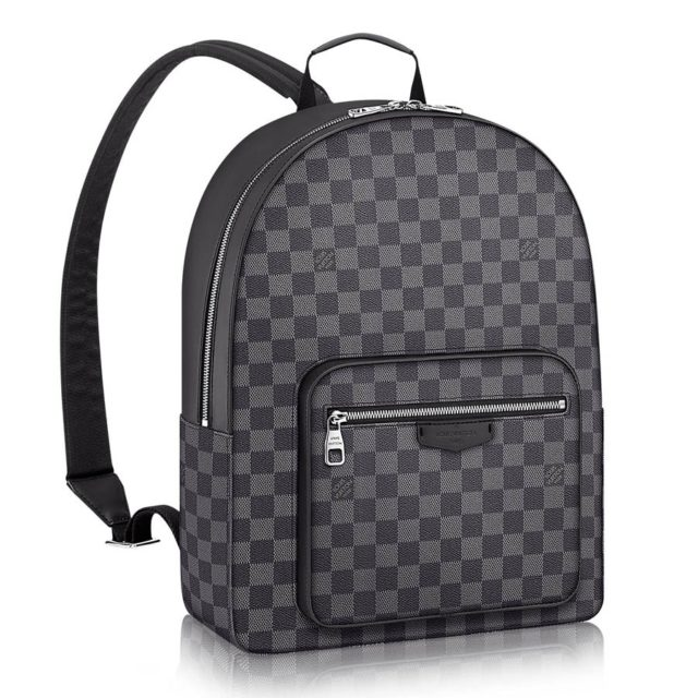 Damier Graphite Josh Backpack