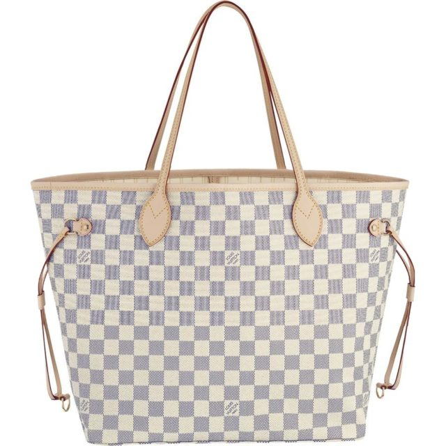 Damier Azur Neverfull GM