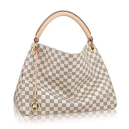Damier Azur Artsy MM Bag