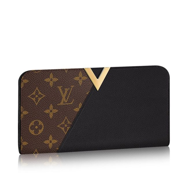 Monogram Kimono Wallet