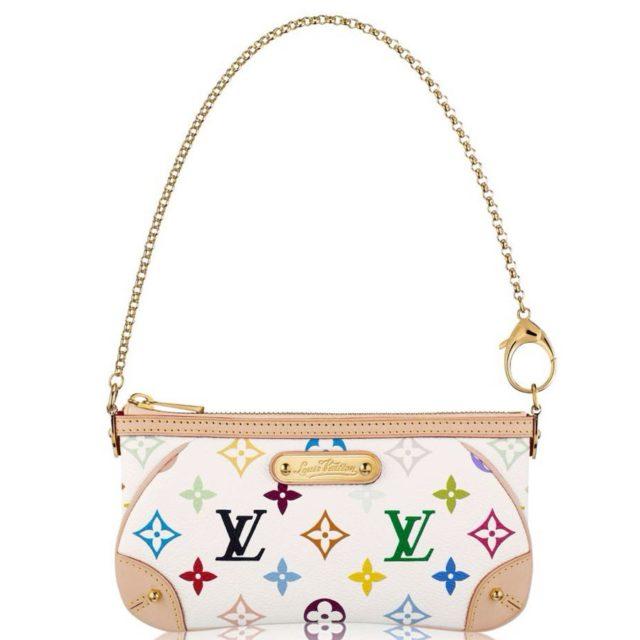 Louis Vuitton Monogram Multicolore Milla Clutch MM