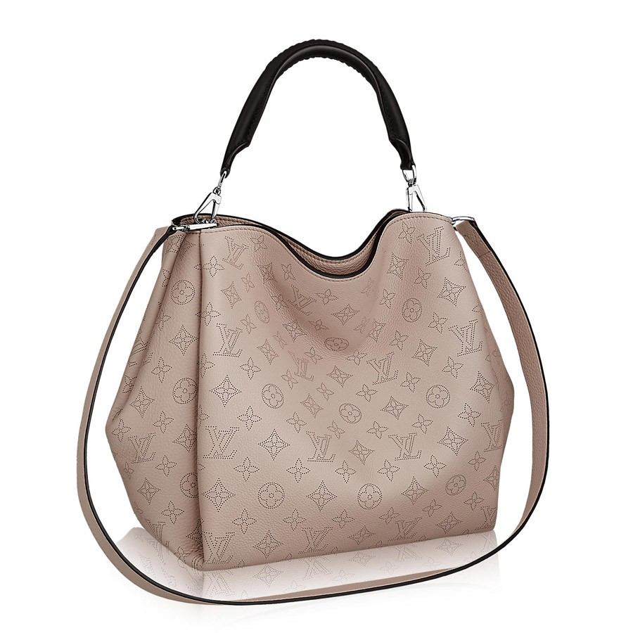 Louis Vuitton Mahina Babylone PM Galet