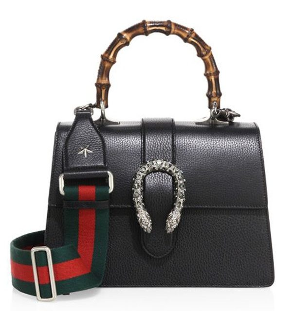 Gucci Medium Dionysus Leather Bag
