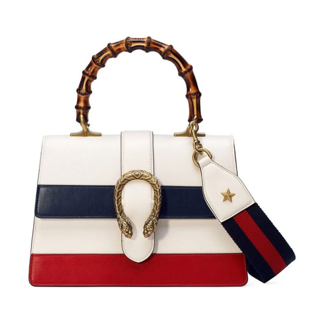 Gucci Dionysus Small Satchel White Bag