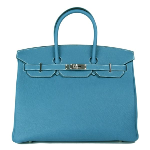 HermesBirkinBlueBag