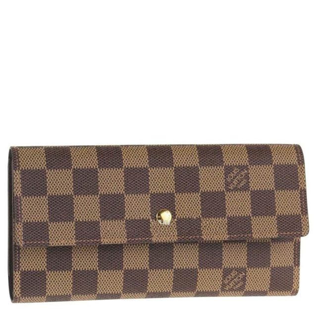 Damier Pochette Wallet