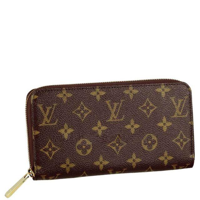 Monogram Zippy Wallet