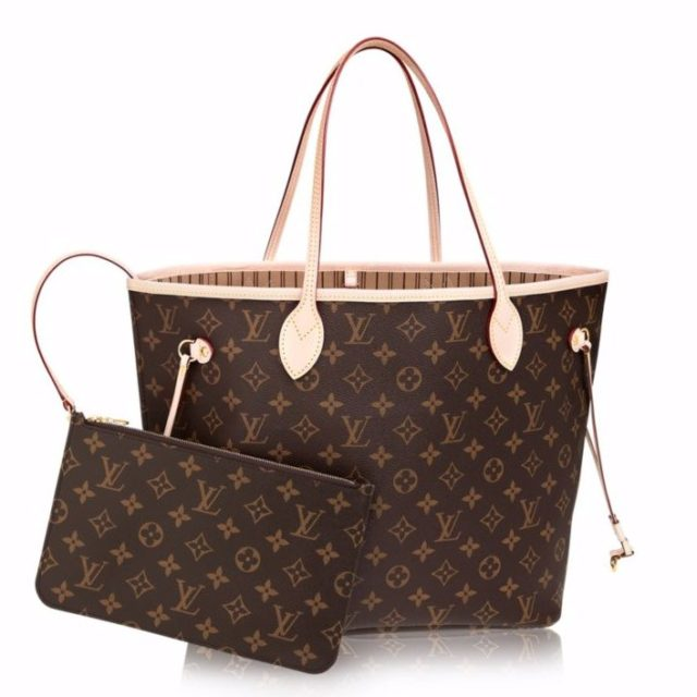 Monogram Neverfull Beige PM