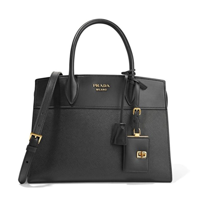 Prada Esplanade Large Black