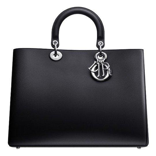 Dior Diorissimo Black Bag