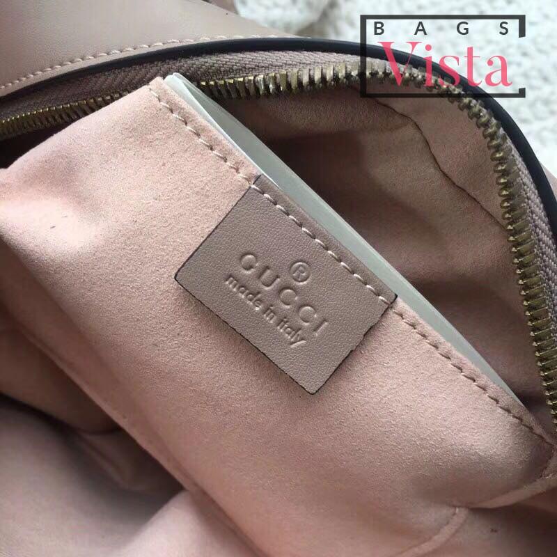 Marmont Small Matelasse Shoulder Bag