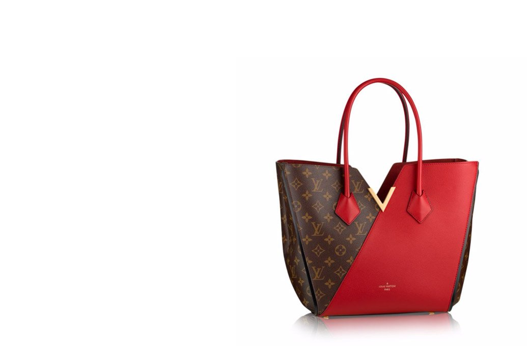 Louis Vuitton Kimono Monogram Canvas Red
