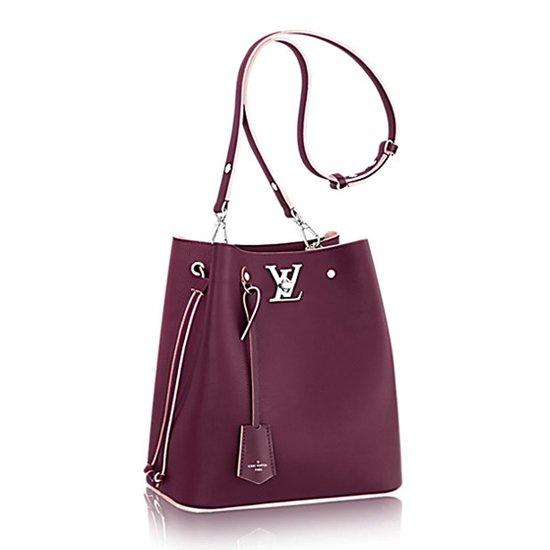 Louis Vuitton Lockme Bucket M54680 Taurillon Leather