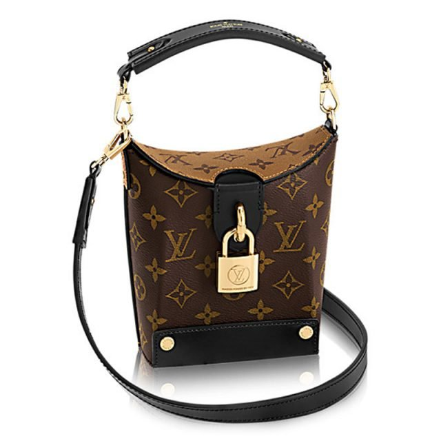 Louis Vuitton Bento Box M43518 Monogram Canvas