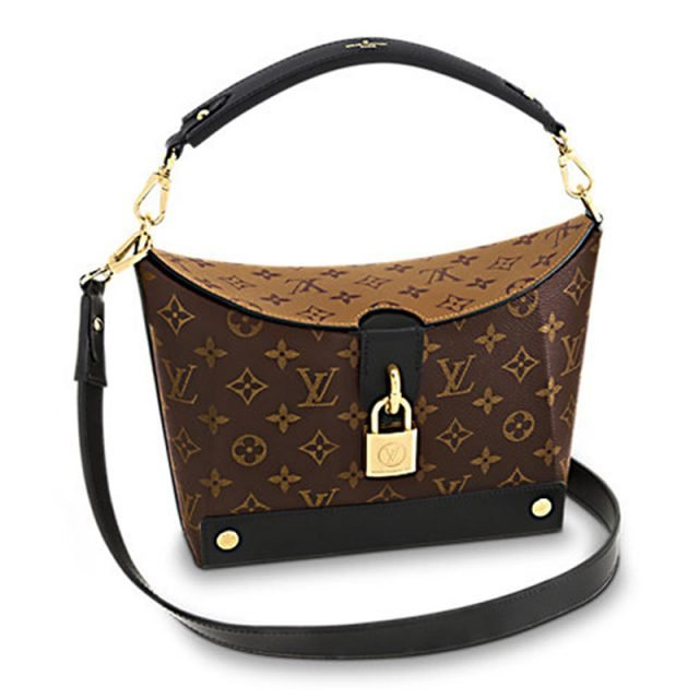Louis Vuitton Bento Box M43517 Monogram Canvas