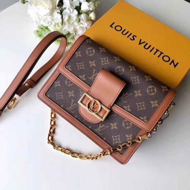 Louis Vuitton Monogram Canvas Dauphine Bag M44390 2019 (TO-8122784 )
