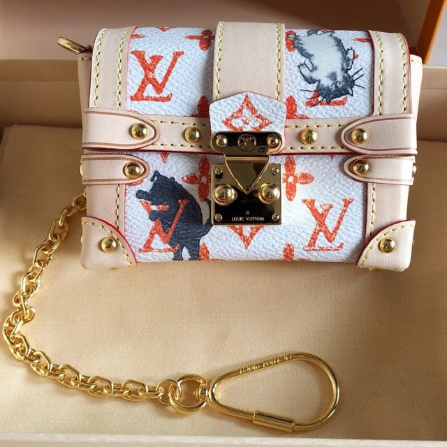 Louis Vuitton Catogram Canvas Essential Trunk White M63892 2019 (BFR-9012128 )