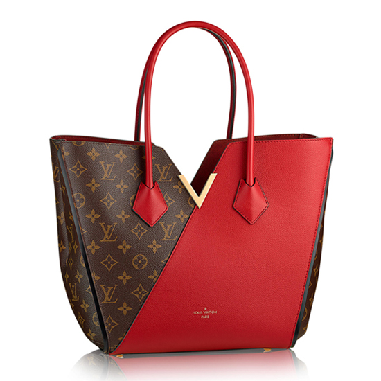 Louis Vuitton M40459 Kimono Tote Bag Monogram Canvas