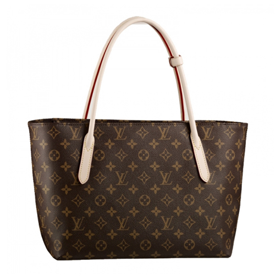 Louis Vuitton M40608 Raspail PM Tote Bag Monogram Canvas
