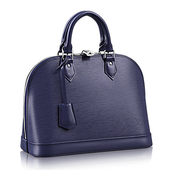 Louis Vuitton M40620 Alma PM Tote Bag Epi Leather