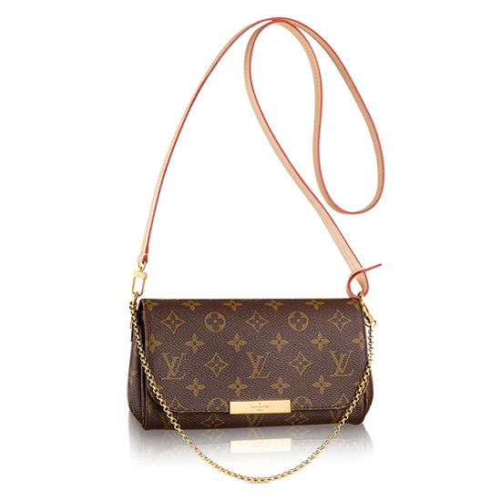 Louis Vuitton M40717 Favorite PM Monogram Canvas
