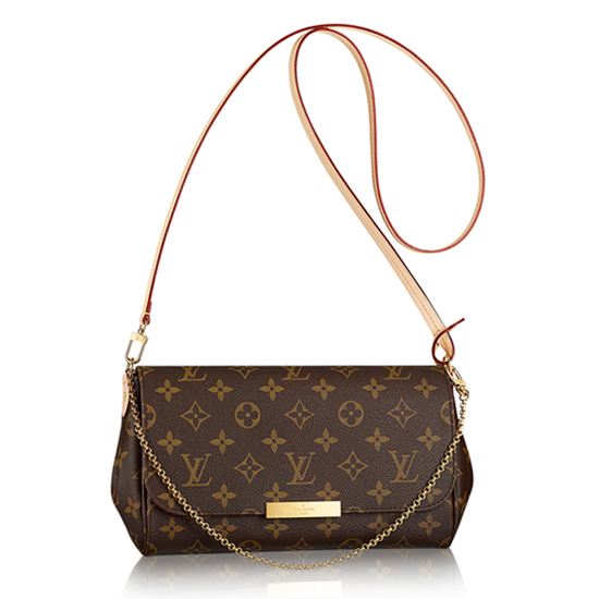 Louis Vuitton M40718 Favorite MM Monogram Canvas