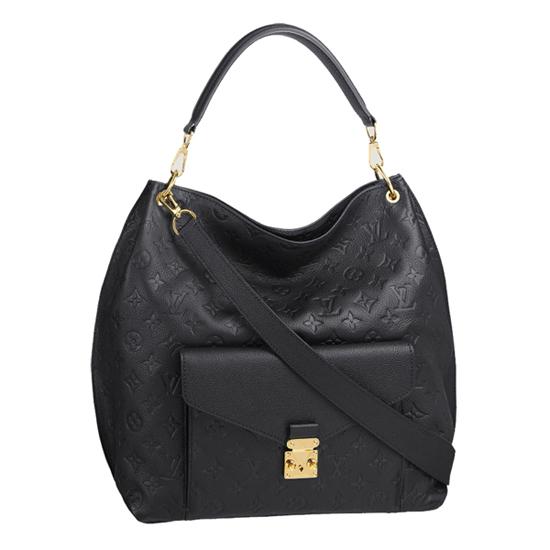 Louis Vuitton M40810 Metis Hobo Bag Monogram Empreinte Leather