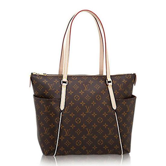 Louis Vuitton M41015 Totally MM Shoulder Bag Monogram Canvas
