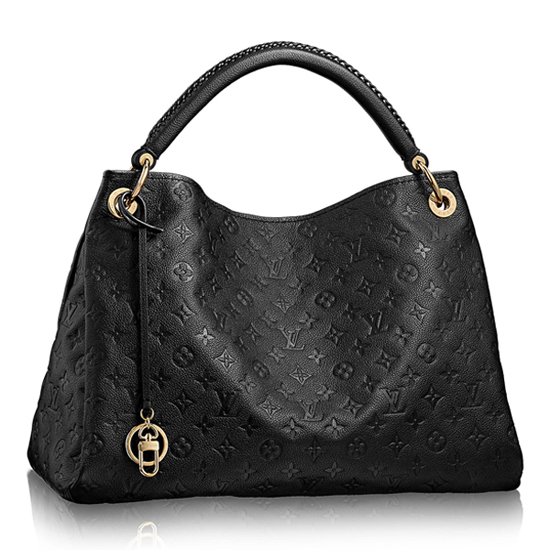 Louis Vuitton M41066 Artsy MM Hobo Bag Monogram Empreinte Leather