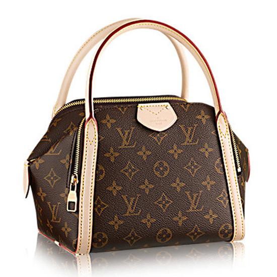 Louis Vuitton M41071 Marais BB Tote Bag Monogram Canvas
