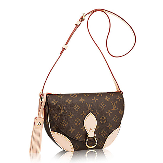 Louis Vuitton M41481 Saint Cloud Crossbody Bag Monogram Canvas