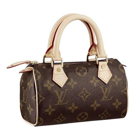 Louis Vuitton M41534 Mini HL Tote Bag Monogram Canvas