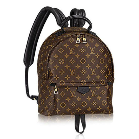 Louis Vuitton M41561 Palm Springs Backpack MM Monogram Canvas