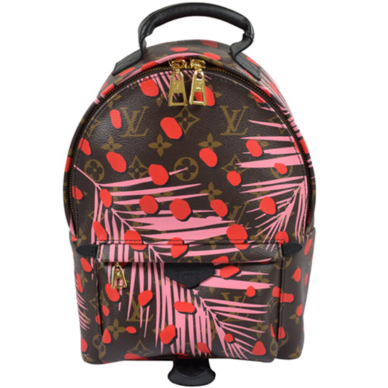 Louis Vuitton M41981 Palm Springs Backpack PM Monogram Canvas
