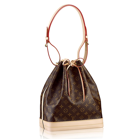 Louis Vuitton M42224 Noe Shoulder Bag Monogram Canvas
