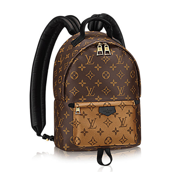 Louis Vuitton M43116 Palm Springs Backpack PM Monogram Canvas