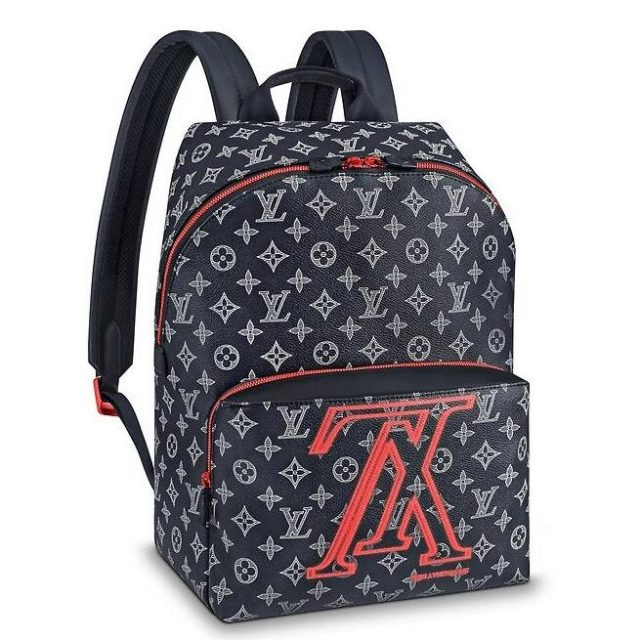 Louis Vuitton Apollo Backpack Monogram Ink M43676