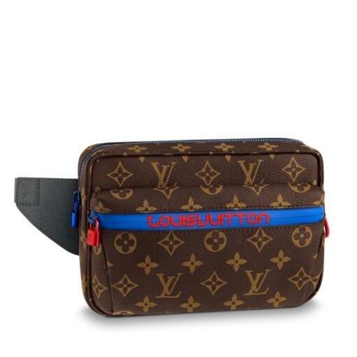 Louis Vuitton Bumbag Bag Monogram Canvas M43828