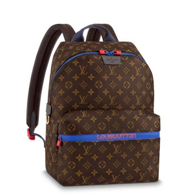 Louis Vuitton Apollo Backpack Monogram Canvas M43849