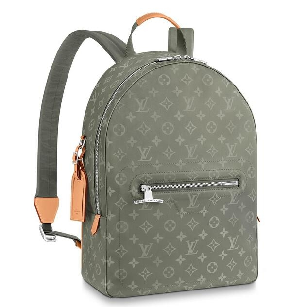 Louis Vuitton Backpack PM Monogram Titanium M43882