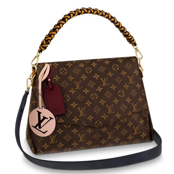 Louis Vuitton Beaubourg MM Bag Monogram Canvas M43953