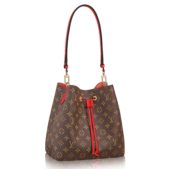 Louis Vuitton M44021 Neo Noe Shoulder Bag Monogram Canvas