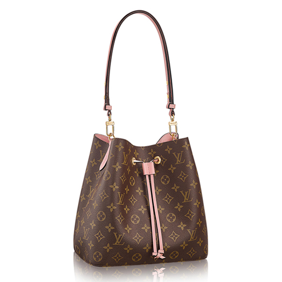 Louis Vuitton M44022 Neo Noe Shoulder Bag Monogram Canvas