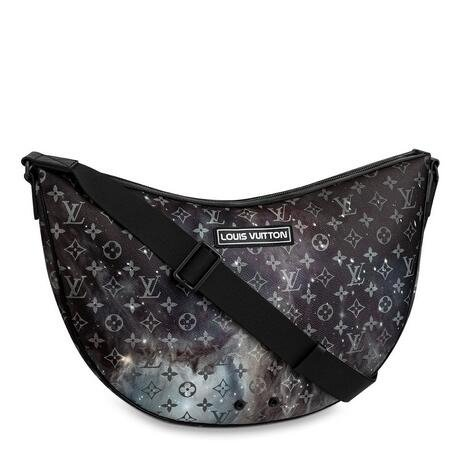 Louis Vuitton Alpha Hobo Monogram Galaxy M44164