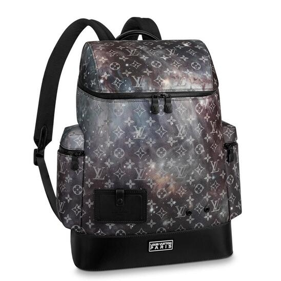 Louis Vuitton Alpha Backpack Monogram Galaxy M44174