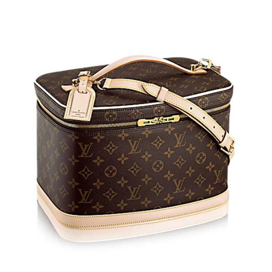 Louis Vuitton M47280 Nice Monogram Canvas