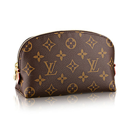 Louis Vuitton M47515 Cosmetic Pouch Monogram Canvas