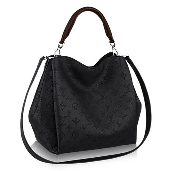 Louis Vuitton M50031 Babylone PM Hobo Bag Mahina Leather