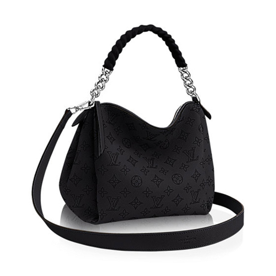Louis Vuitton M51223 Babylone Chain BB Hobo Bag Mahina Leather