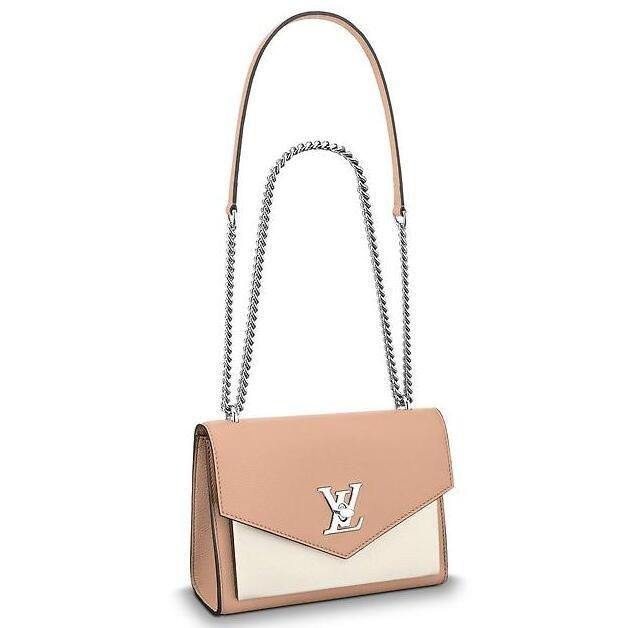 Louis Vuitton Bicolor Mylockme BB Bag M51424
